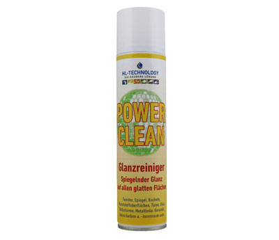 powerclean sortiment